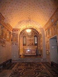 Celio - ss Quattro - oratorio s Silvestro 1070924.JPG