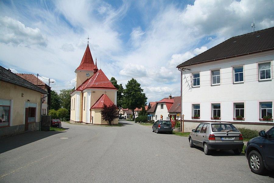 Kaliště (Pelhřimov District)