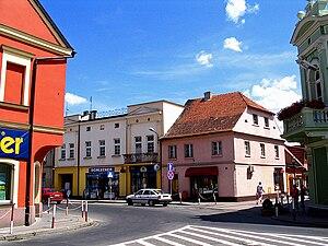Gostyń - Image: Centrum Gostyn