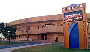 Century II Performing Arts & Convention Center - Image: Century II
