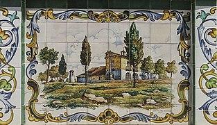 Ceràmica, (Rajola de València). Espai públic d'Alzira, 5.jpg