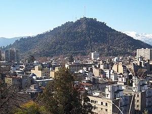 Santiago De Chile Reiseführer Auf Wikivoyage