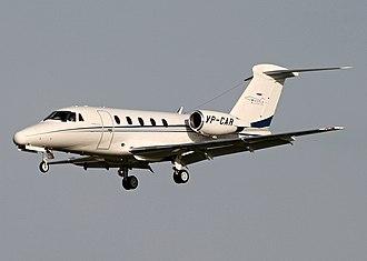 Cessna Citation III - Image: Cessna 650 Citation III, Wheels Aviation AN1469360
