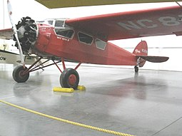 Cessna Model A Yanks museossa