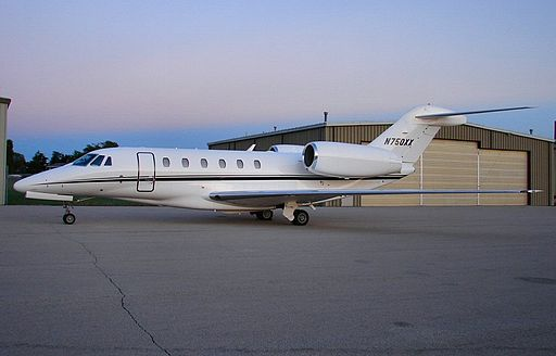 Cessna Citation X (354062643)