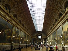 Ch%C3%A2teau de Versailles - Galerie des Batailles
