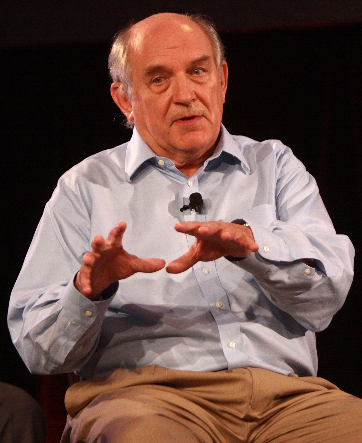 charles murray This is not forbidden knowledge it is america's most ancient justification for bigotry and racial inequality.