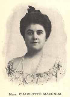 American soprano singer