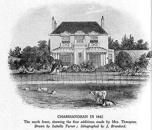 Ann Thwaytes - Charmandean, 1842