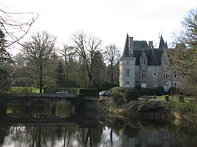 Image illustrative de l'article Château de Trédion