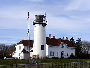 Chatham Light - Chatham Light and Coast Guard Station (2007)