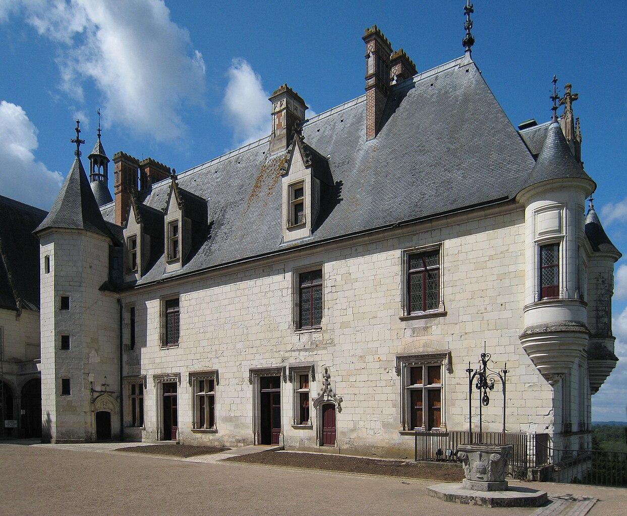 Le fresne sur loire ch teau de la fresnaie medieval for Pays de chaumont