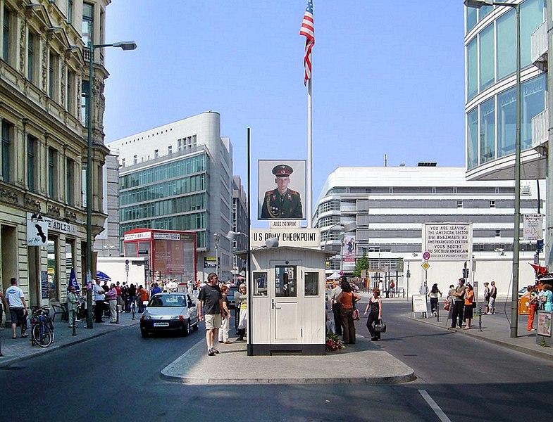 Checkpoint Charlie Berlin Hotel