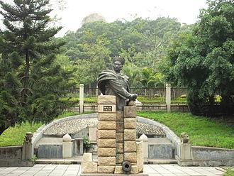 Battle of Woosung - Image: Chen Huacheng DSCF9888