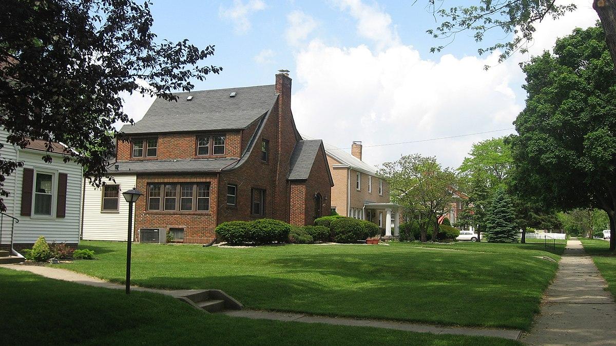 Hawley Heights Historic District - Wikipedia