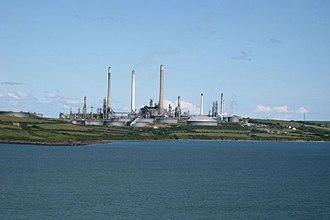 Valero Energy - Pembroke Refinery, Wales