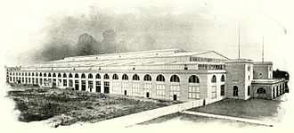 Chicago Coliseum - The second Coliseum