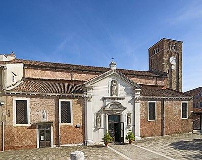 Chiesa di San Nicolò dei Mendicoli - Venezia.jpg