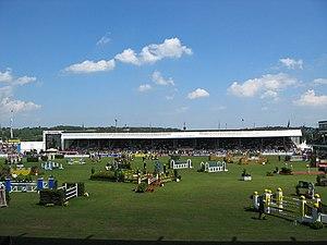 CHIO Aachen - Hauptstadion during the 2004 CHIO Aachen
