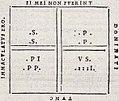 Chizzola - Risposta Di Donn' Ippolito Chizzuola alle bestemmie e maldicenze in tre scritti di Paolo Vergerio, 1562 (page 15 crop).jpg