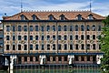 Chocolaterie Menier Moulin Saulnier, Noisiel - facade.jpg
