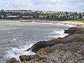 Choppy sea off Friar's Point, Barry Island - geograph.org.uk - 569780.jpg