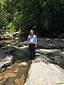Chreao Waterfall, Amleang commune, Thpong district, Kampong Speu province, Cambodia,19.8.2017.jpg