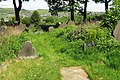 Christ Church, Mount Pellon, graveyard - geograph.org.uk - 1893137.jpg