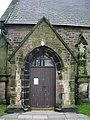 Christ Church, Newburgh, Porch - geograph.org.uk - 702581.jpg