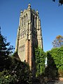 Christ Church tower across the Memorial Garden - geograph.org.uk - 1548943.jpg