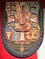 Christian V af Danmark og Norges våben (Blekinge Museum).jpg