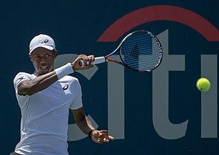 Christopher Eubanks American professional tennis player