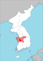 Chungcheong Province on June 22, 1895.png