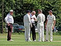 Church Times Cricket Cup final 2019, Diocese of London v Dioceses of Carlisle, Blackburn and Durham 11.jpg