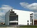 Church of StBrother Albert, os. Dywizjonu 303, Krakow Nowa Huta.JPG