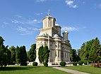 Church of the Dormition, Argeș monastery (by Pudelek) 02.jpg
