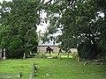Churchyard, Ashford Bowdler - geograph.org.uk - 1450237.jpg