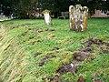 Churchyard, St Mary's Church, Donhead St Mary - geograph.org.uk - 1172331.jpg