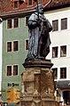 Churfürst Johann Friedrich der Großmütige, Denkmal, Jena DDR Aug 1989.jpg