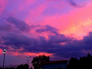image of Cielo nublado