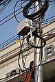 Cisco Aironet - RJIL Wi-Fi Antenna - Chowringhee-Park Street Crossing - Kolkata 2015-02-18 2868.JPG