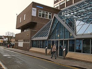 City College Brighton & Hove - Image: City College geograph.org.uk 1728012