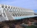 City Of Arts ^ Sciences Valencia Spain - panoramio (6).jpg