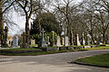 City of London Cemetery monuments - Cheethams Road junction - Newham London England.jpg