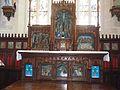 Cléden-Poher 4 Le maître-autel de l'église paroissiale.jpg