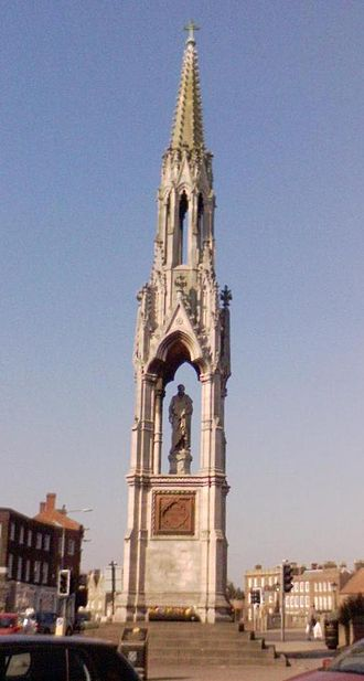 Thomas Clarkson - The Clarkson Memorial, Wisbech