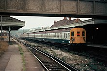 Class 415 at Coulsdon North station (1983).JPG