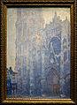Claude monet, la cattedrale di rouen, il portale e la torre d'albane, sole del mattino (armonia bianca), 1893.JPG