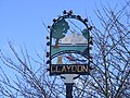 Claydon Village Sign - geograph.org.uk - 1242791.jpg