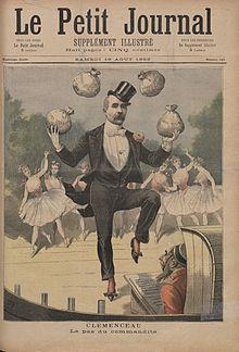 Georges clemenceau wikip dia for Le journal du pays d auge